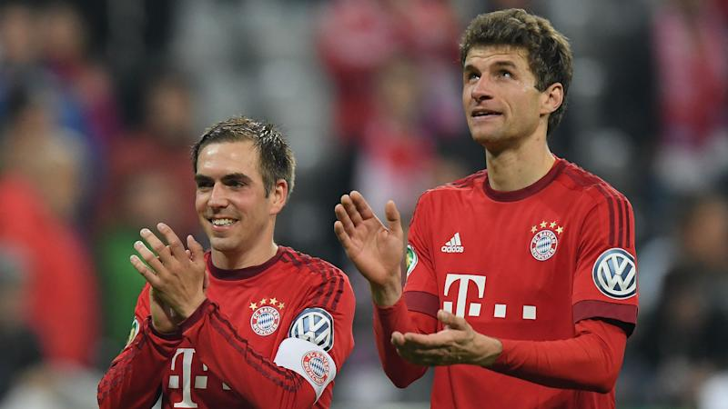 Muller endorses Lahm for a Bayern role as Heynckes' departure looms