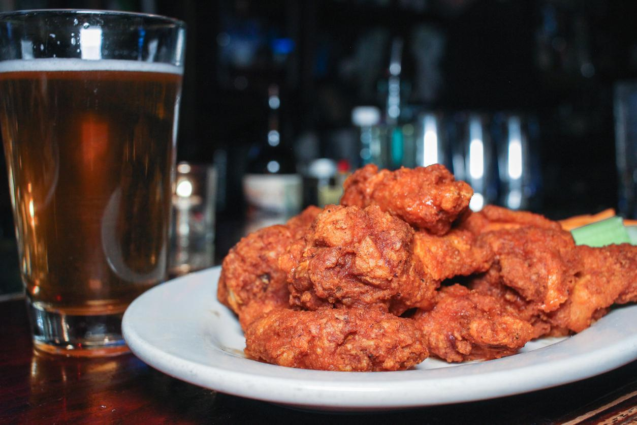 "<p>We canvassed the country for the best bars and restaurants to serve wings that are beloved by both <a href=""https://www.theactivetimes.com/travel/explore-city-like-local?referrer=yahoo&category=beauty_food&include_utm=1&utm_medium=referral&utm_source=yahoo&utm_campaign=feed"">locals and in-the-know tourists</a>. We combed through review sites and existing rankings to find wings that met our criteria: a perfect Buffalo wing is one that's crispy on the outside (even after spending some time on a plate) while remaining juicy on the inside, and completely coated in sauce but not bogged down by it. Speaking of the sauce, it needs to have the right balance of spice to butter without being overly greasy. It's actually a lot harder than it appears to make a perfect Buffalo wing, but the bars and restaurants on this list have it down to a science.</p>"