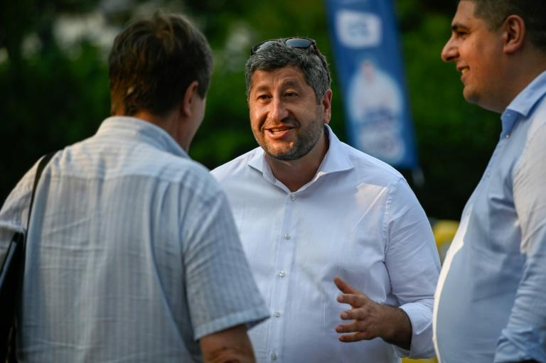Hristo Ivanov of Democratic Bulgaria may prove a swing factor in a coalition to form a government