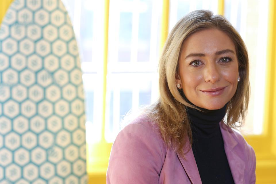 Bumble founder and CEO Whitney Wolfe Herd. Photo: Caitlin Ochs/Reuters