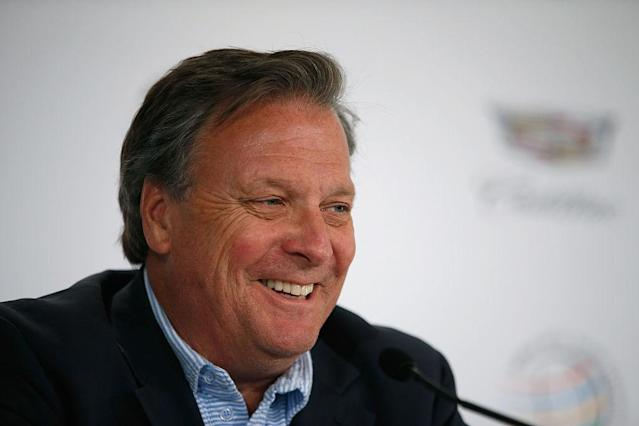 Major League Baseball Advanced Media CEO Bob Bowman is one of commissioner Rob Manfred's closest advisers. (AP)