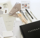 """<p><strong>Cloth & Paper</strong></p><p>www.clothandpaper.com</p><p><strong>$38.00</strong></p><p><a href=""""https://clothandpaper.com/pages/subscriptions"""" rel=""""nofollow noopener"""" target=""""_blank"""" data-ylk=""""slk:Shop Now"""" class=""""link rapid-noclick-resp"""">Shop Now</a></p><p>If you're anything like me and you love a good list and a cute calendar, you'll fall in love with Cloth & Paper. Have you ever heard of a subscription box that sends you cute pens and stationery every month? I didn't think so! </p>"""