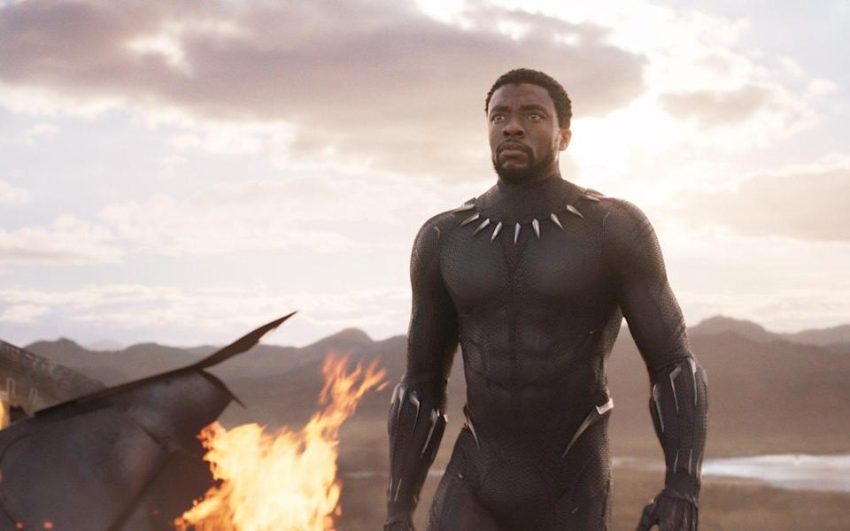 Chadwick Boseman's Black Panther role launched his Oscar-nominated, if all too short, stardom - Marvel Studios