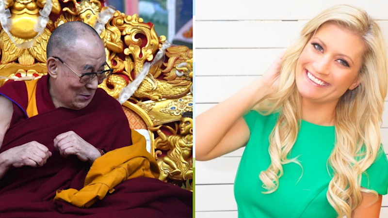 What happened when an Aussie lecturer met the Dalai Lama. Source: Getty
