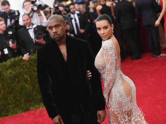 Kanye West and Kim Kardashian West have been married since 2014 (Getty Images)