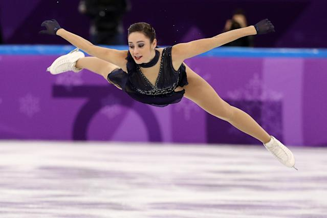 <p>A two-time Skate Canada International champion and 2017 World silver medalist, Osmond is a rising star in the figure skating world and could be poised for big things in PyeongChang. (Getty) </p>