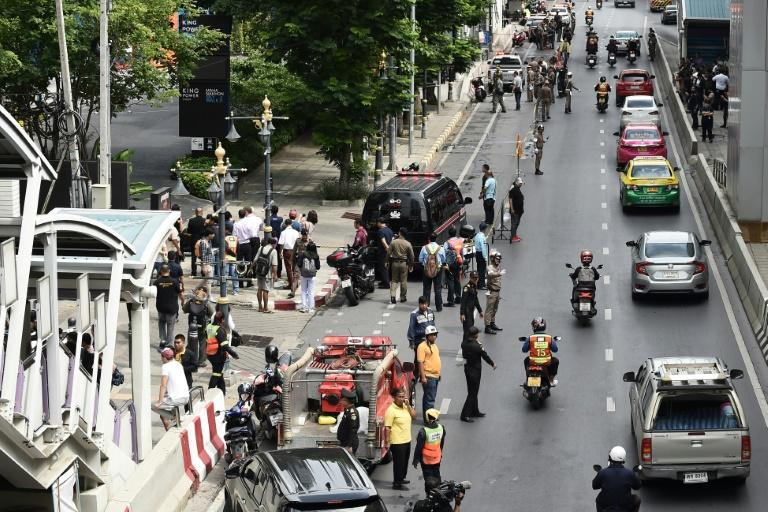 There were nine successful or attempted bomb blasts Friday throughout Bangkok as the city hosted a regional summit attended by top diplomats including US Secretary of State Mike Pompeo