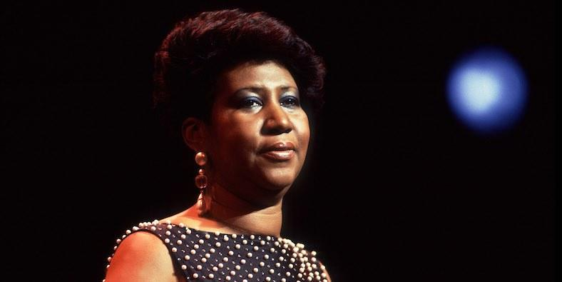 Aretha celebrated at Sunday service at father's Baptist church