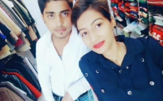Rashid and Muskan have been reunited after their ordeal shocked India