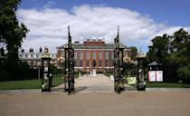 """<p>The birthplace and childhood home of Queen Victoria, the<a href=""""https://www.veranda.com/luxury-lifestyle/a21241043/how-royals-sneak-into-kensington-palace/"""" rel=""""nofollow noopener"""" target=""""_blank"""" data-ylk=""""slk:547-room palace"""" class=""""link rapid-noclick-resp""""> 547-room palace </a>is the London home and office to a number of royals, including the Duke and Duchess of Cambridge. Since the middle of 2017, Apartment 1A has been the main residence for Prince William and Catherine Middleton's family, which has four floors and 20 rooms. <a href=""""https://www.royal.uk/royal-residences-kensington-palace"""" rel=""""nofollow noopener"""" target=""""_blank"""" data-ylk=""""slk:Kensington Palace"""" class=""""link rapid-noclick-resp"""">Kensington Palace </a>was also the former home of <a href=""""https://www.veranda.com/luxury-lifestyle/g20976671/princess-diana-jewelry-collection/"""" rel=""""nofollow noopener"""" target=""""_blank"""" data-ylk=""""slk:Princess Diana"""" class=""""link rapid-noclick-resp"""">Princess Diana </a>as well as Prince Harry and Meghan Markle.</p>"""