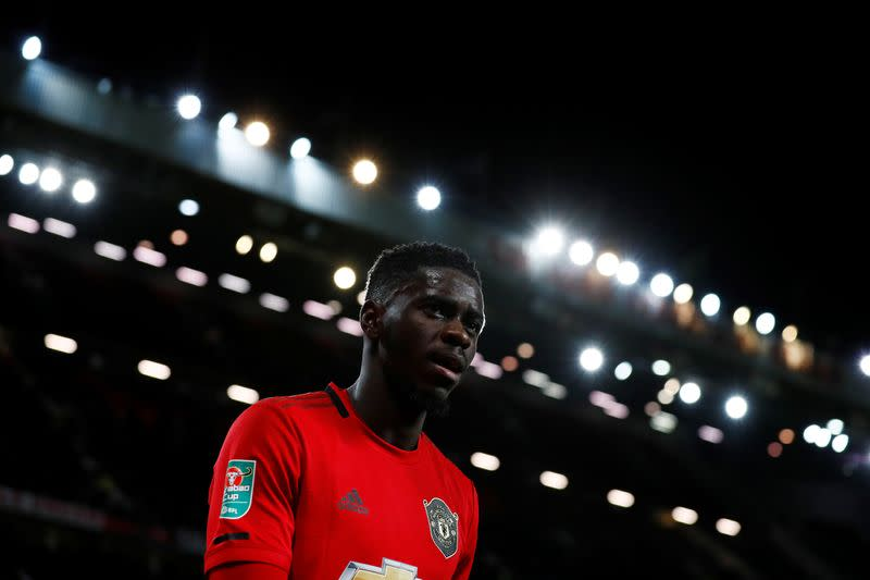 Carabao Cup - Quarter Final - Manchester United v Colchester United