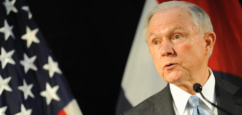 Sessions Announces 'New Era' in Treatment of Undocumented Immigrants