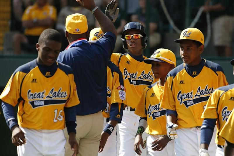 Chicago's Jackie Robinson West creating LLWS buzz