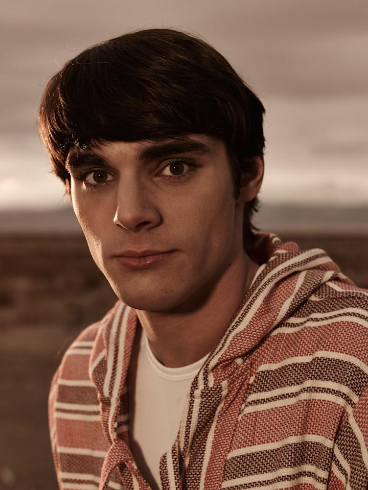 "Walter White, Jr. (RJ Mitte) in ""Breaking Bad"" Season 5."