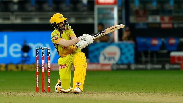 Picking up from where he left, Ruturaj Gaikwad top scored for CSK, slamming 72 off just 53 balls. His knock was studded with six fours and two sixes. Sportzpics