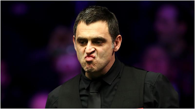 O'Sullivan stunned by amateur Cahill in another early exit