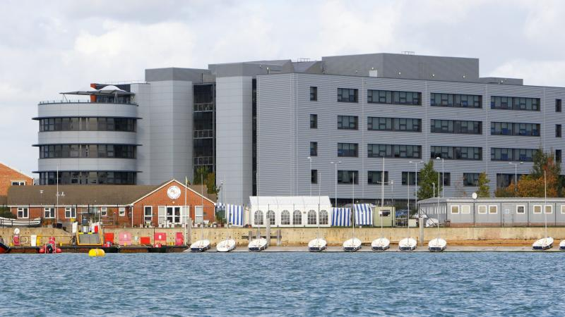 Legionella bacteria found in water system at Royal Navy HQ