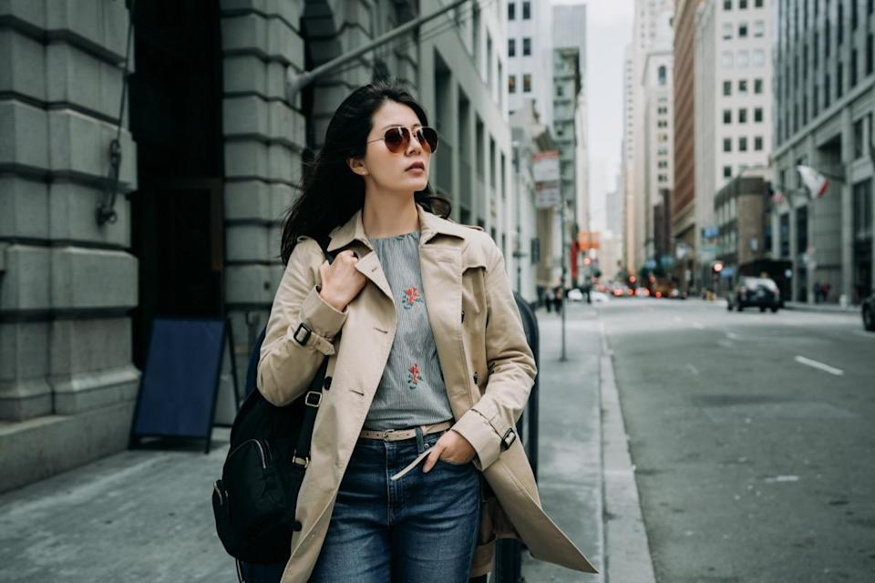 """Those shades do more than make you look stylish—they're actually pretty important for your health, too. A 2014 study published in the <em>Journal of Biological Chemistry</em> found an association between <a href=""""https://pubmed.ncbi.nlm.nih.gov/24798334/"""" rel=""""nofollow noopener"""" target=""""_blank"""" data-ylk=""""slk:exposure to UVA rays"""" class=""""link rapid-noclick-resp"""">exposure to UVA rays</a> and the development of cataracts, so pop on those sunglasses before you head outside."""