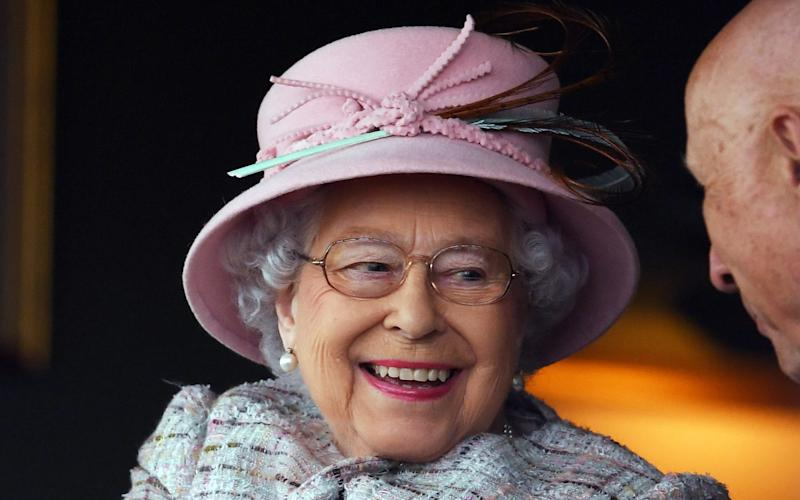 The Queen spends the day at the races on her birthday - Paul Grover