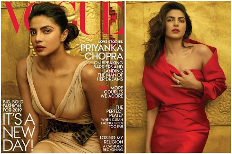Is Vogue Trying to Correct Mistakes by Featuring Priyanka Chopra on the Cover?