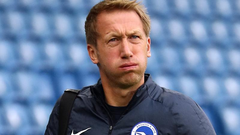 Graham Potter reflects on 'massive learning curve' as Brighton secure survival