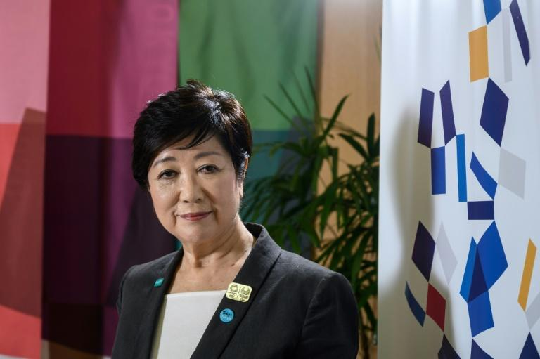 Tokyo governor pledges to hold 2020 Olympics 'by all means'