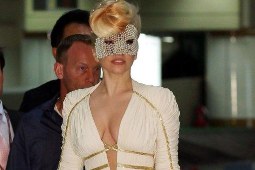 Seoul diva: Lady Gaga has arrived in South Korea a week before her concert in the capital