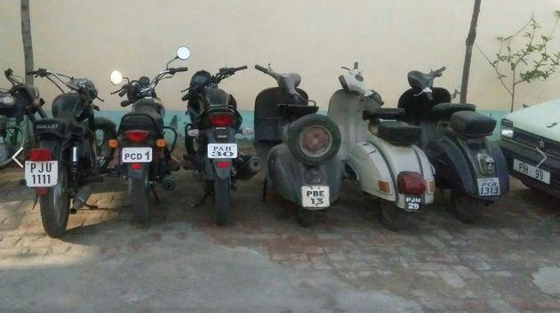 VIP numbers for Sale: In violation of the Central Motor Vehicle Rules, 1989, majority of the registration numbers of these two-wheelers have now been allotted to high-end cars in Punjab
