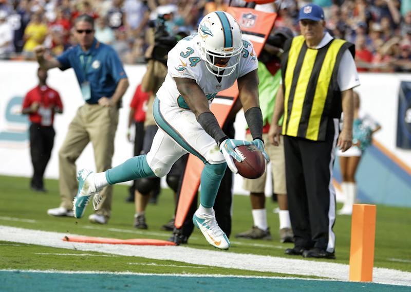 5 things to know from Dolphins' win over Patriots