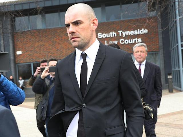 Darron Gibson facing jail as former Sunderland star pleads guilty to second drink-driving charge in three years