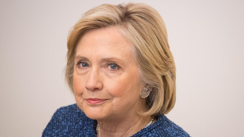 Threats of violence against female politicians condemned by Hillary Clinton