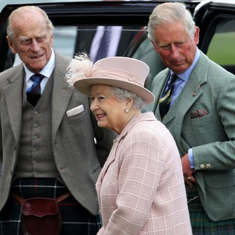 Prince Charles took over the running of the Sandringham estate from his father, the Duke of Edinburgh, last year - Credit: Andrew Mulligan/PA