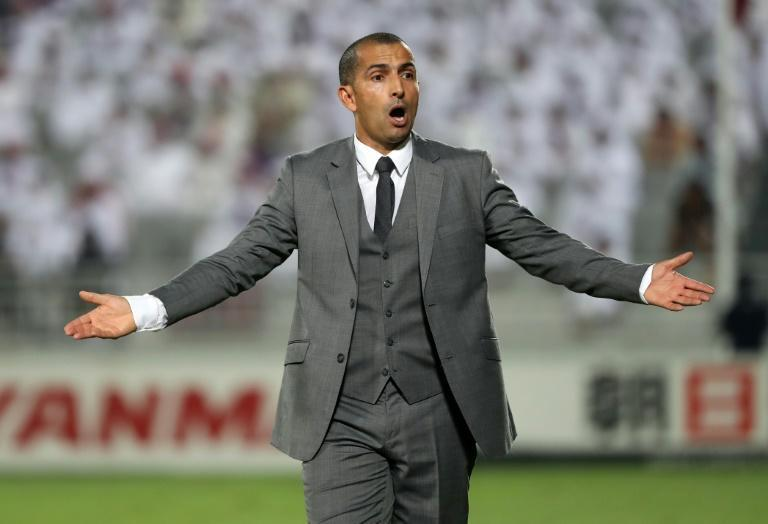 Sabri Lamouchi took over as Al Duhail boss in October