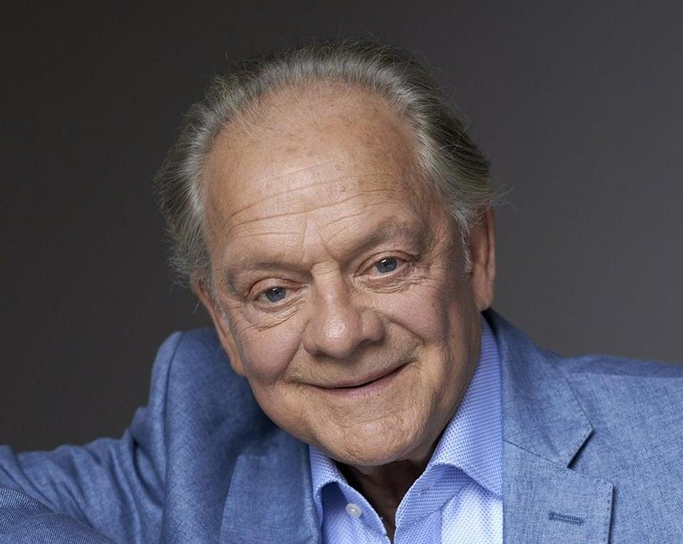 Challis starred in Only Fools And Horses alongside Sir David Jason (Century/PA) (PA Media)