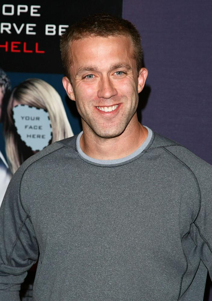 Screenwriter Tucker Max attends the New York premiere of