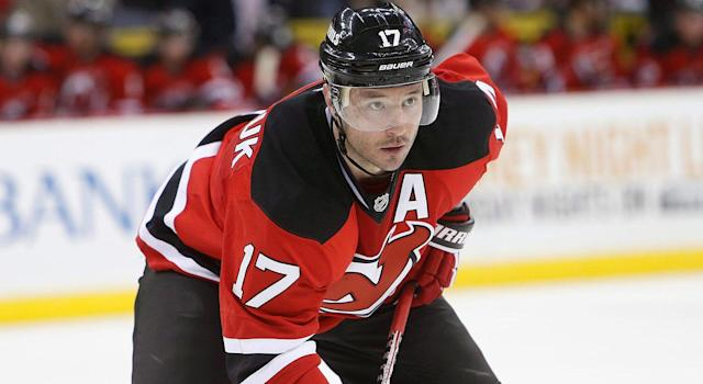 <p>The Devils signed free agent Ilya Kovalchuk to a 15-year,<br> $100M contract in 2010.<br> (Jason DeCrow/AP) </p>