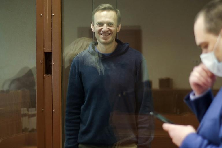 "In his closing arguments, Navalny said that ""every moment of this case is obvious legal nonsense"""
