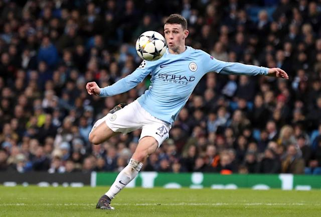 Phil Foden is set to be included in Gareth Southgate's latest senior squad