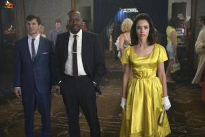 Timeless NBC Season 1 Episode 3 Atomic City