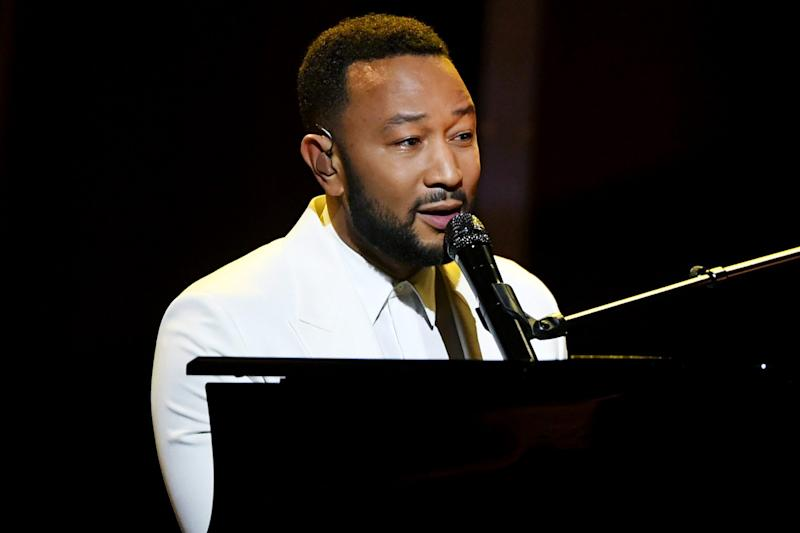 John Legend Billboard Music Awards 2020 dedicates song to Chrissy after loss of son