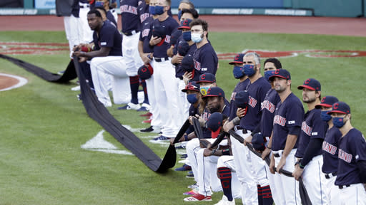 Dealing ace: Bieber strikes out 14 as Indians win opener 2-0