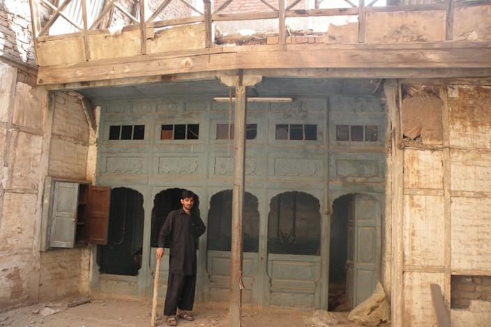 Dilip Kumar's former home is now a warehouse but is to become a museum