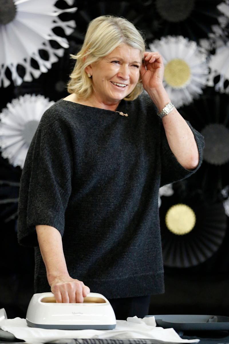 Martha Stewart partners with marijuana producer Canopy Growth to create hemp-derived goods