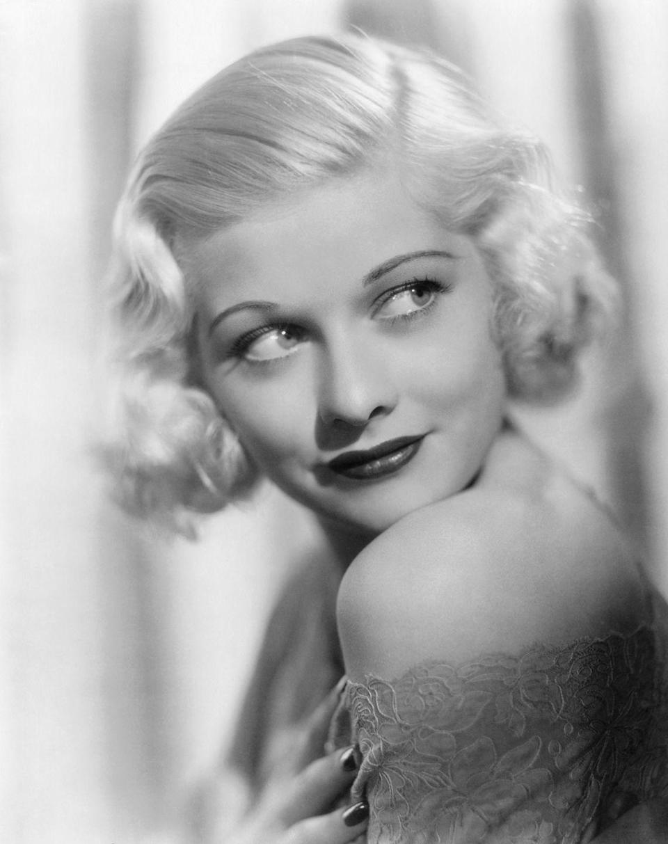 """<p>While Ball is most known for her comedic chops in <em>I Love Lucy</em>, the iconic redhead actually <a href=""""https://www.biography.com/actor/lucille-ball"""" rel=""""nofollow noopener"""" target=""""_blank"""" data-ylk=""""slk:got her start in show business"""" class=""""link rapid-noclick-resp"""">got her start in show business</a> working as a fashion model. </p>"""