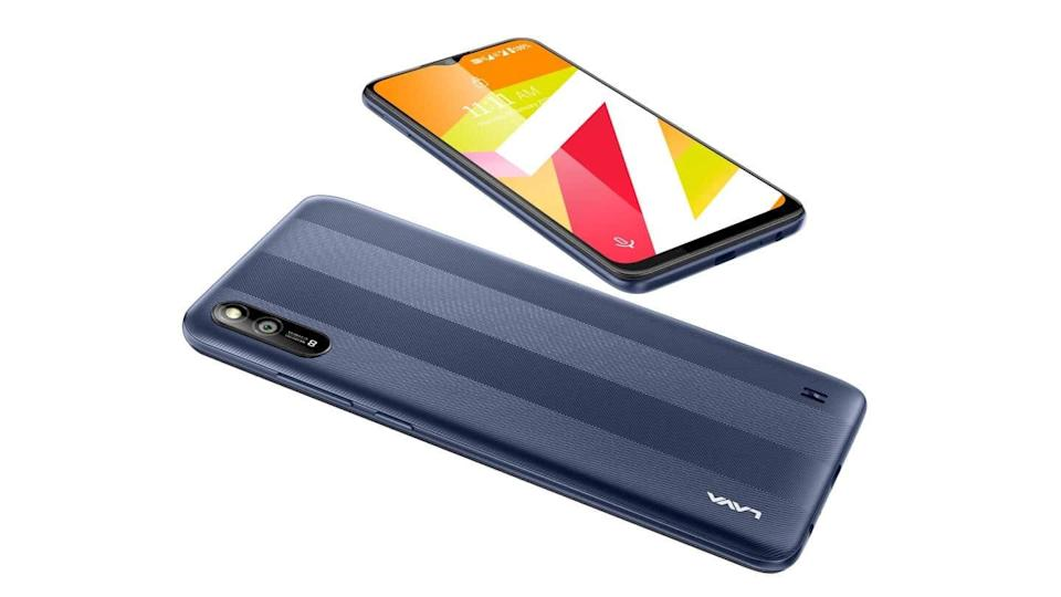 Lava Z2s, with a 5,000mAh battery, launched at Rs. 7,100