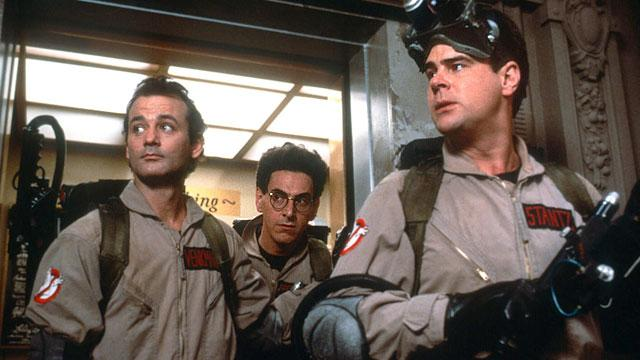 ET FilmFeed: 'Ghostbusters' Coming Back to Theaters for 30th Anniversary