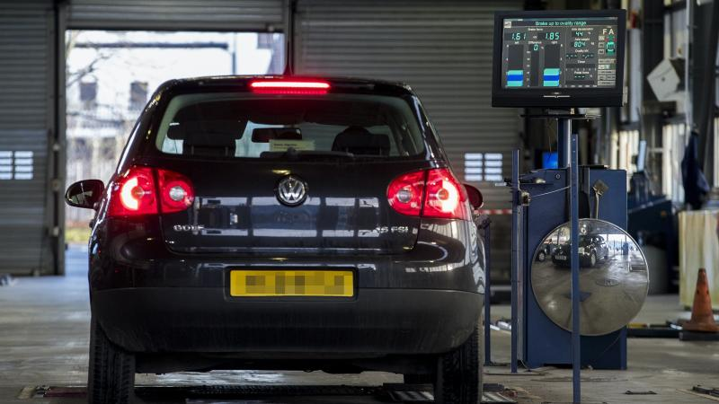 Millions of motorists at risk of driving illegally this autumn as MOT demand increases