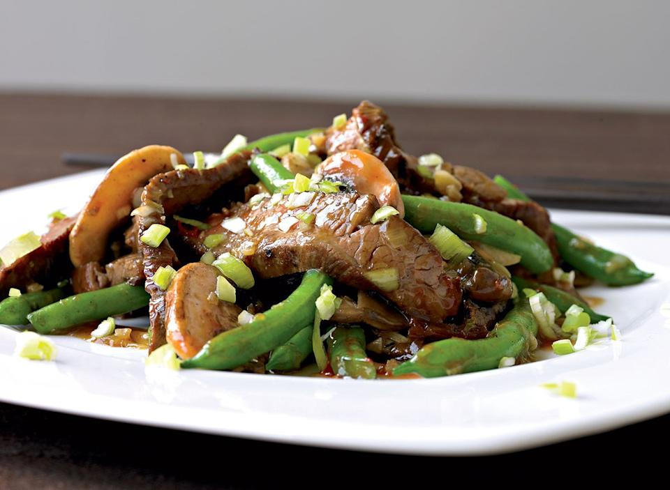 Paleo sweet and spicy beef