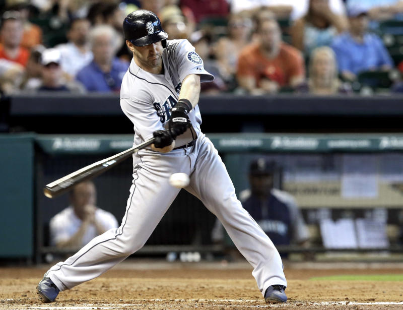 Cano, Bloomquist lead Seattle over Astros 8-7