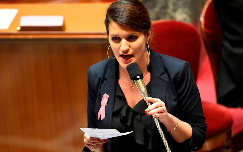 Adult sex with minor under 15 to be considered rape in France, confirms gender equality minister Marlène Schiappa - AFP